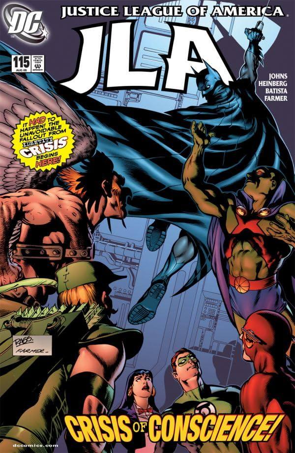 JLA (1997-2006) #115