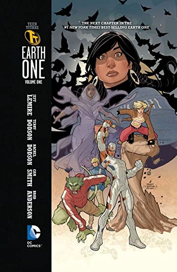 Teen Titans: Earth One Tome 1