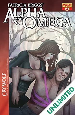 Patricia Briggs' Alpha & Omega: Cry Wolf #2