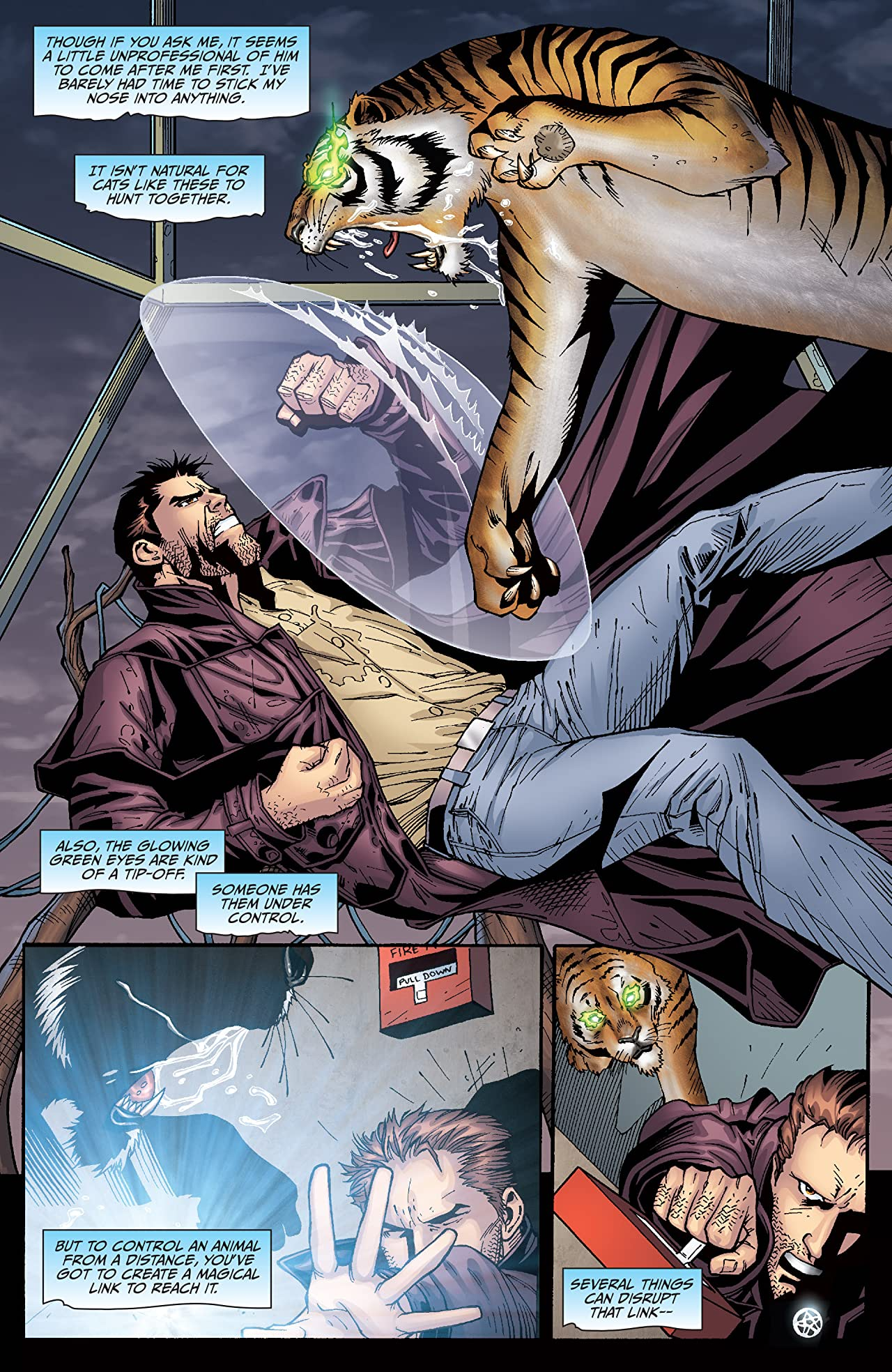 Jim Butcher's The Dresden Files: Welcome to the Jungle #2 (of 4)