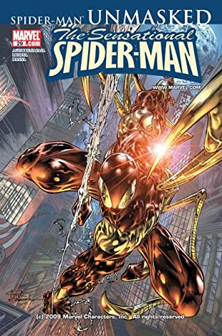 Sensational Spider-Man (2006-2007) No.29