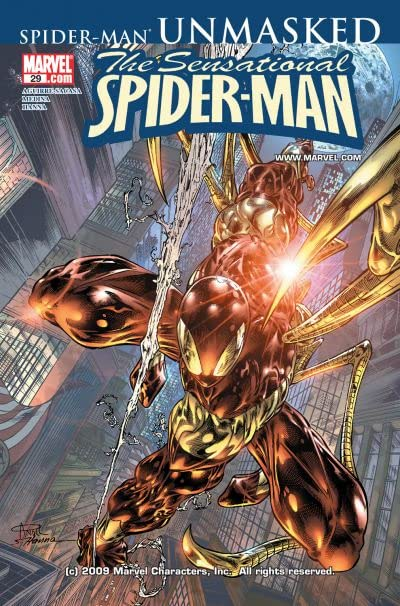 Sensational Spider-Man (2006-2007) #29