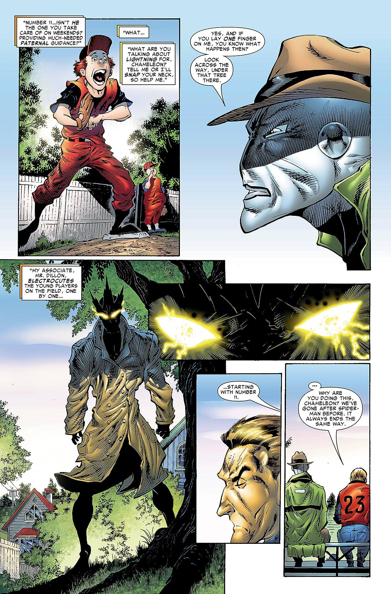 Sensational Spider-Man (2006-2007) #29