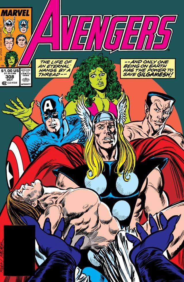 Avengers (1963-1996) #308