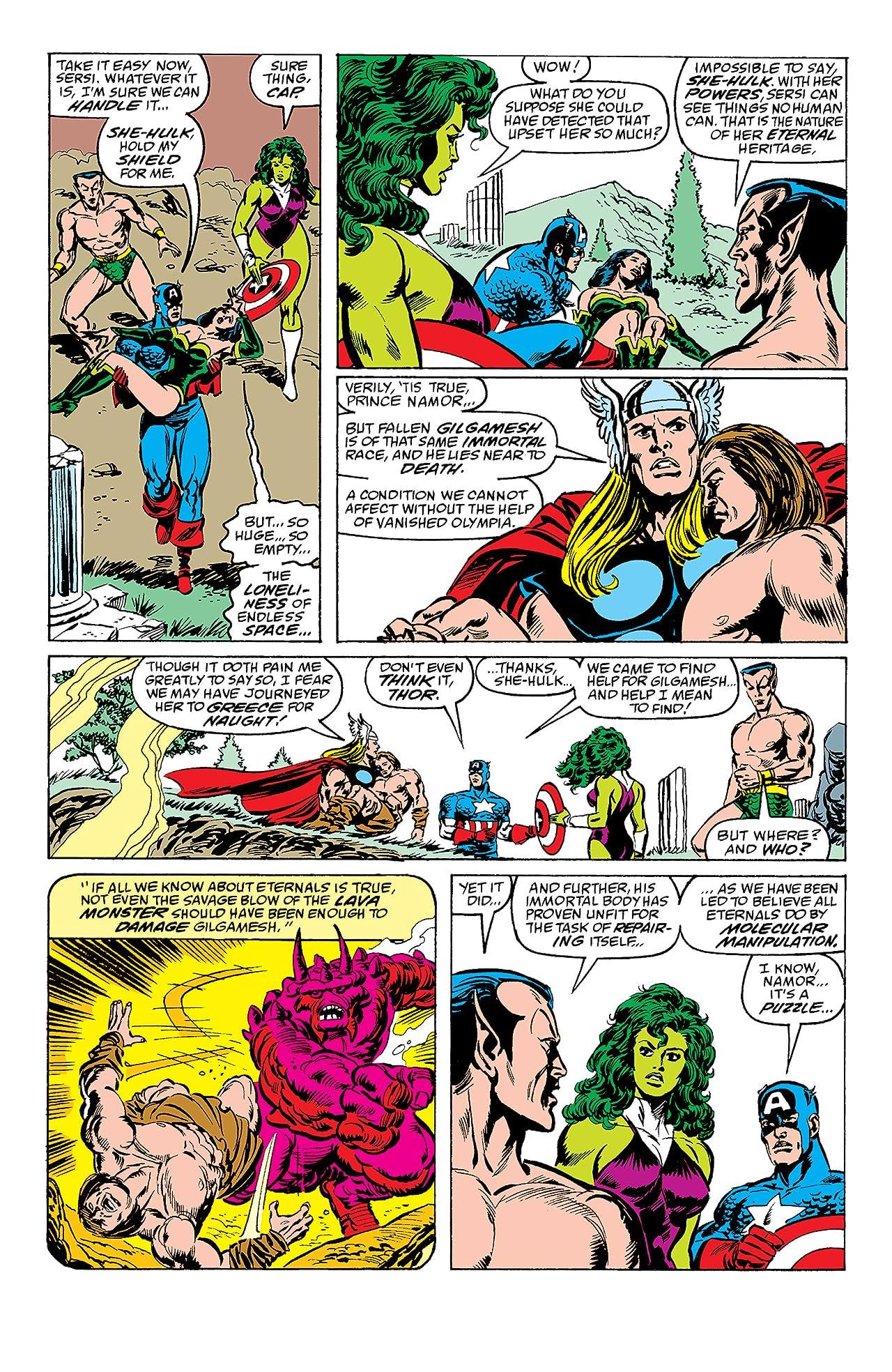 Avengers (1963-1996) #309