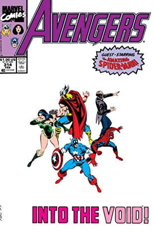 Avengers (1963-1996) No.314