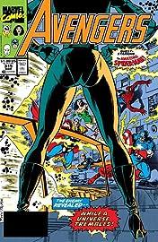 Avengers (1963-1996) #315