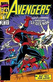 Avengers (1963-1996) #317