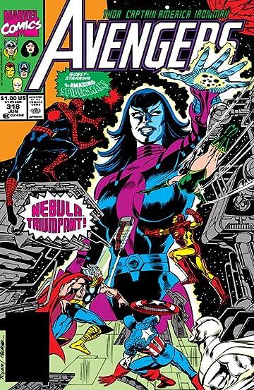 Avengers (1963-1996) #318