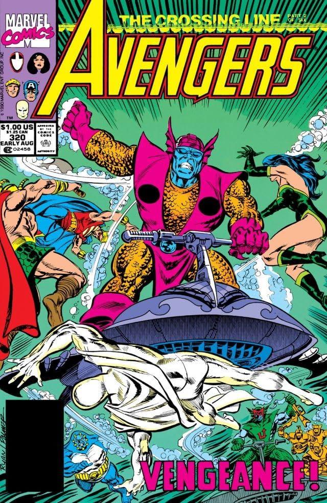 Avengers (1963-1996) #320