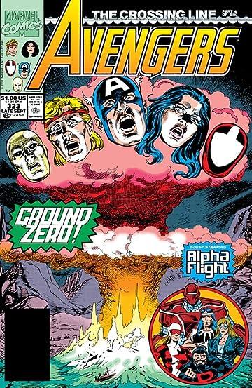 Avengers (1963-1996) #323