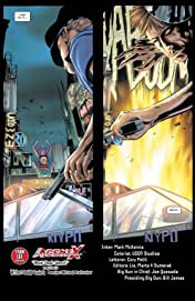 Agent X (2002-2004) No.9
