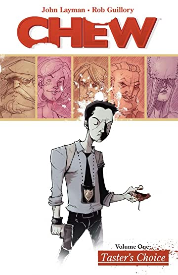 Chew Tome 1: Taster's Choice