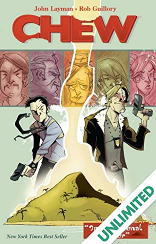 Chew COMIC_VOLUME_ABBREVIATION 2: International Flavor