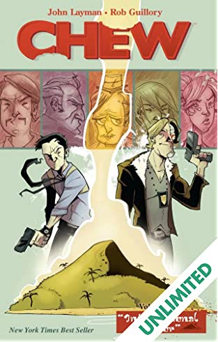 Chew Vol. 2: International Flavor