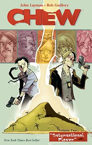 Chew Tome 2: International Flavor