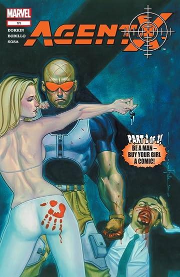Agent X (2002-2004) #11