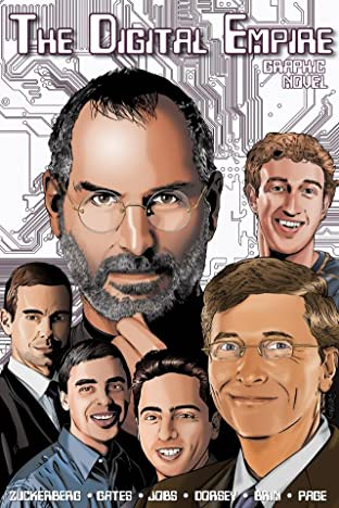 Orbit: The Digital Empire: Bill Gates, Steve Jobs, Jack Dorsey, Sergey Brin and Larry Page