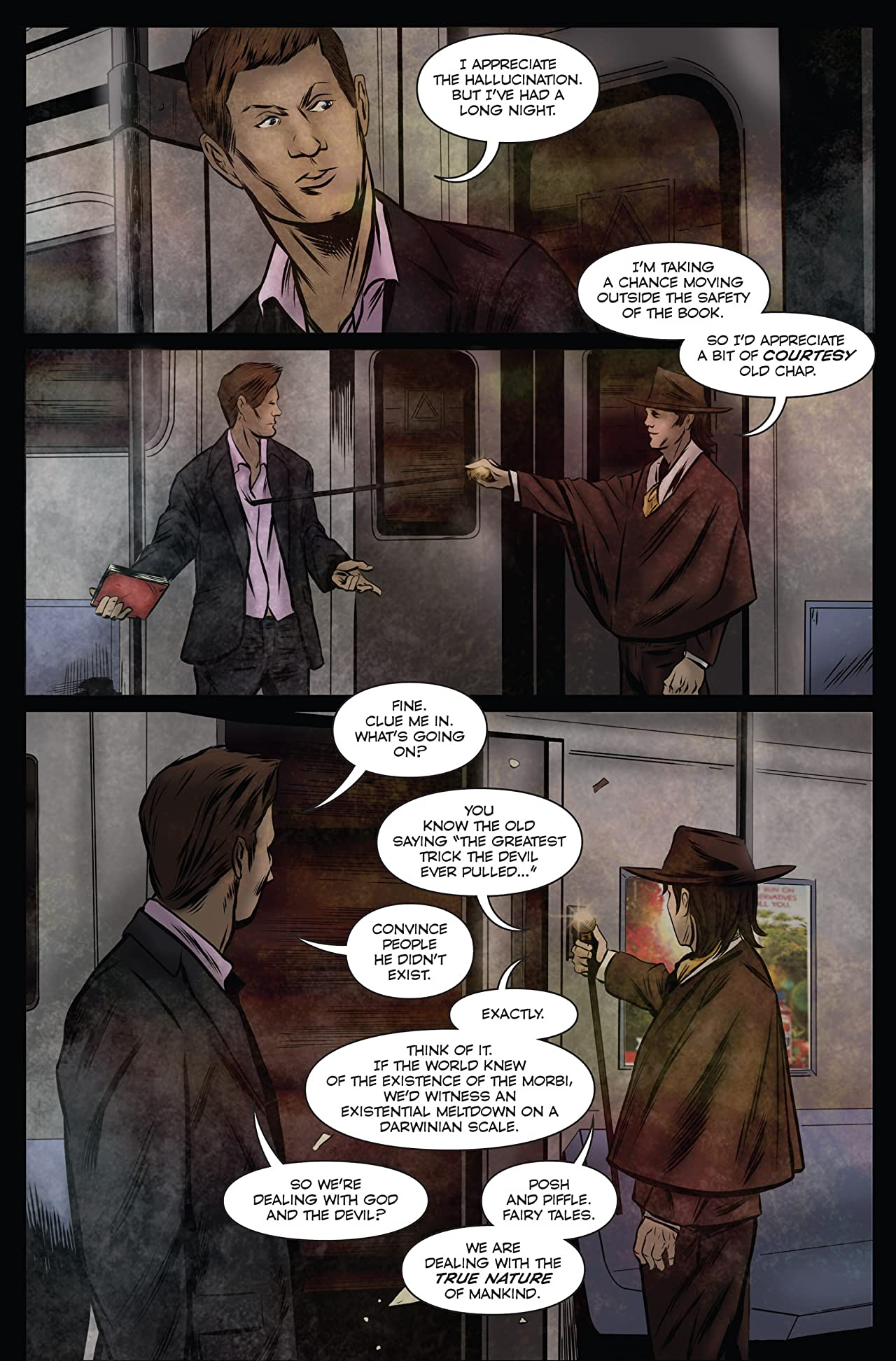 Dorian Gray #4
