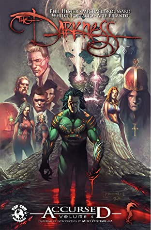 The Darkness: Accursed Tome 4