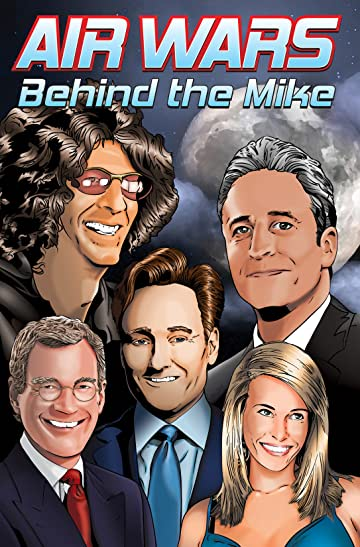 Orbit: Air Wars: Behind the Mike: Howard Stern, David Letterman, Chelsea Handler, Conan O'Brien, Jon Stewart