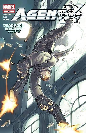 Agent X (2002-2004) #14