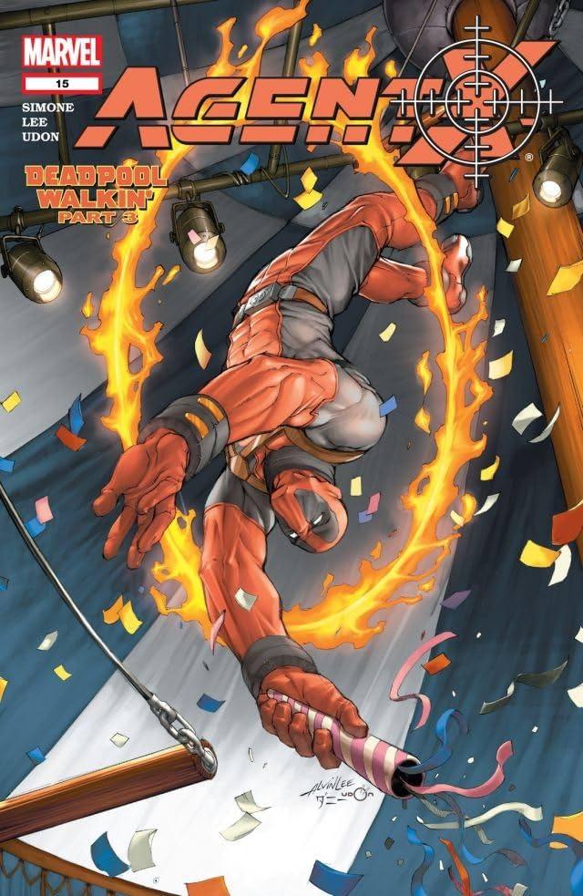 Agent X (2002-2004) #15