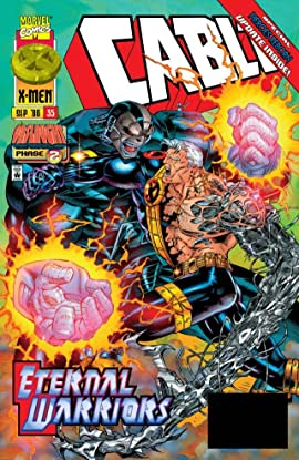 Cable (1993-2002) #35