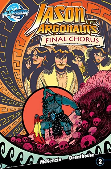 Jason and the Argonauts: Final Chorus #2