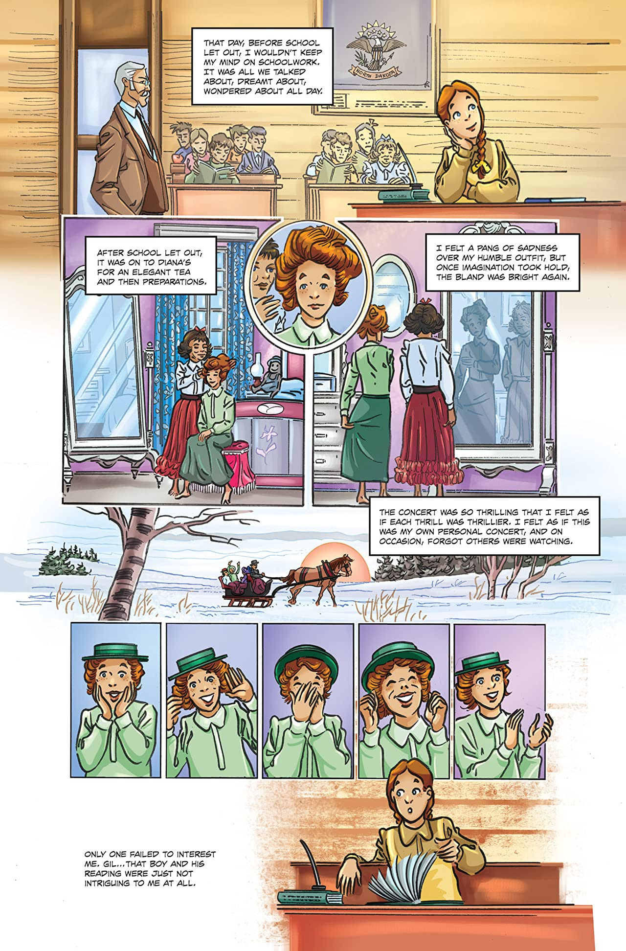 Anne of Green Gables #4