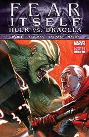 Fear Itself: Hulk vs. Dracula #1 (of 3)
