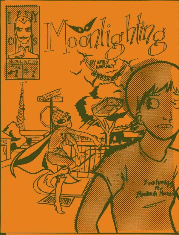 Moonlighting #1