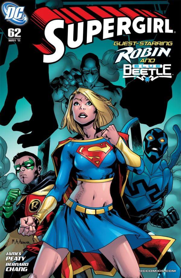 Supergirl (2005-2011) #62