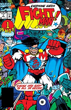 Fight Man (1993) #1