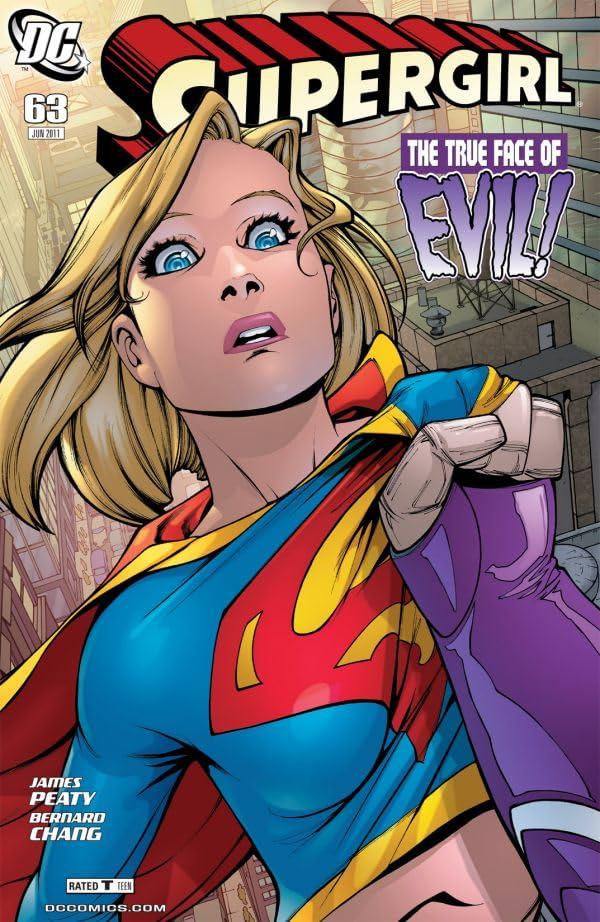 Supergirl (2005-2011) #63