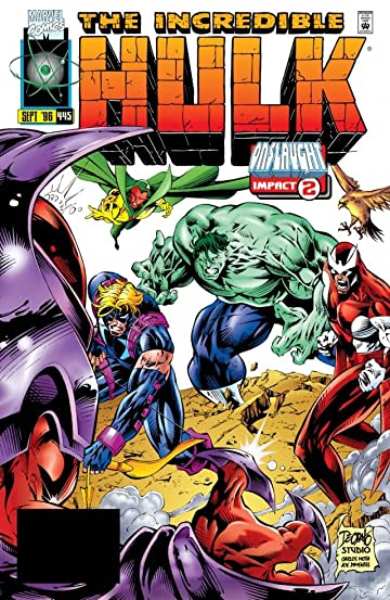 Incredible Hulk (1962-1999) #445