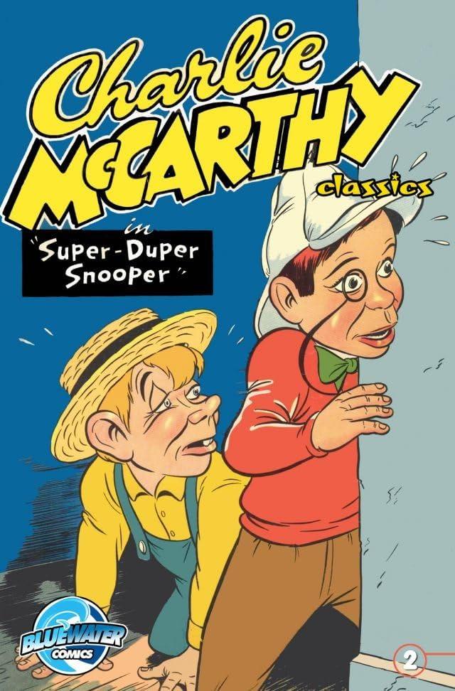 Charlie McCarthy's Comic Classics #2