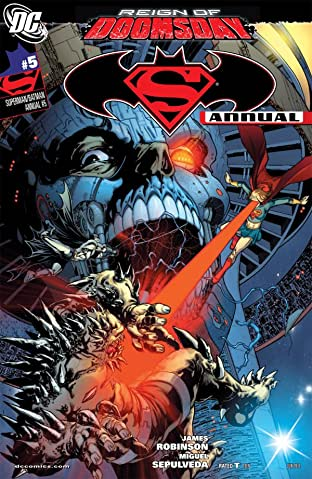 Superman/Batman: Annual #5