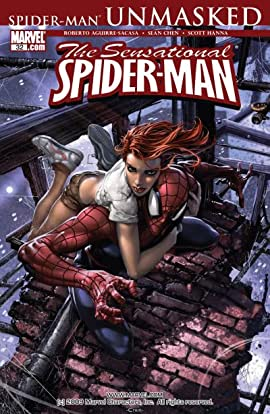 Sensational Spider-Man (2006-2007) #32