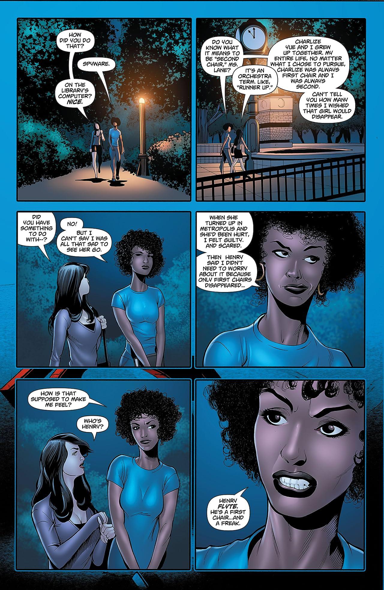 Supergirl (2005-2011) #67