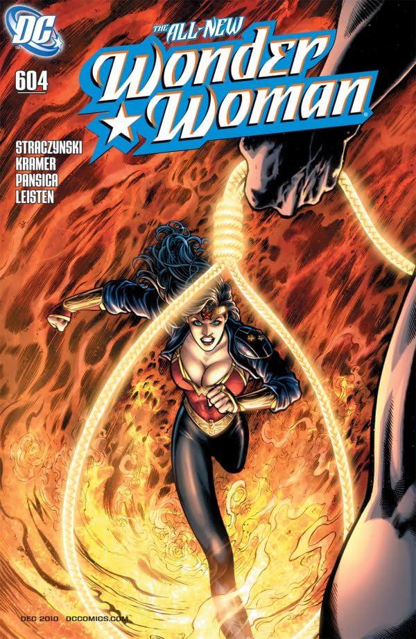 Wonder Woman (2006-2011) #604