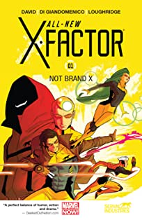 All-New X-Factor Vol. 1: Not Brand X