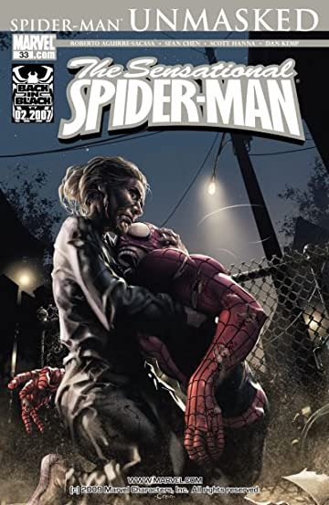 Sensational Spider-Man (2006-2007) #33