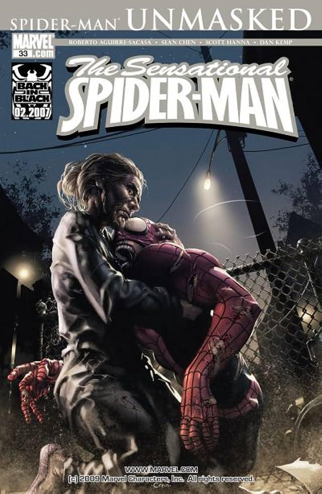 Sensational Spider-Man (2006-2007) #33