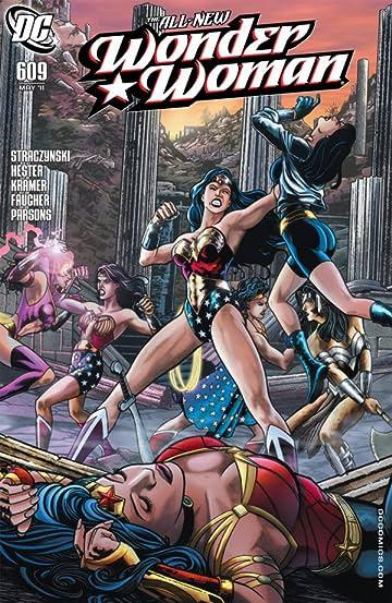 Wonder Woman (2006-2011) #609