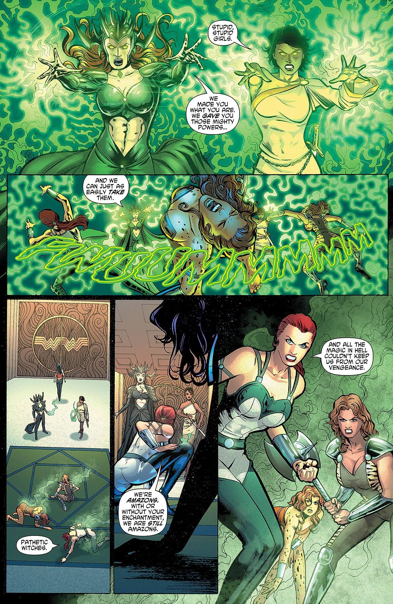 Wonder Woman (2006-2011) #611
