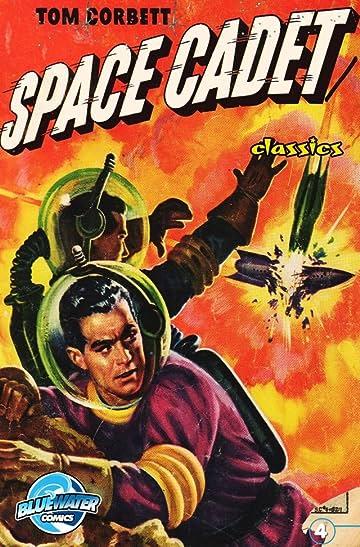 Tom Corbett: Space Cadet classics #4