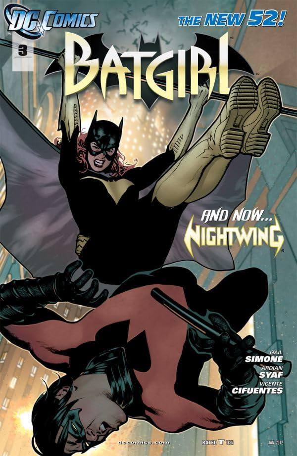 Batgirl (2011-) #3