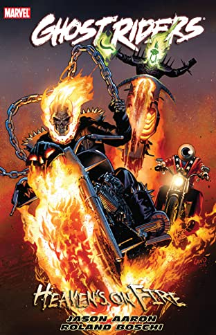 Ghost Riders: Heaven's On Fire