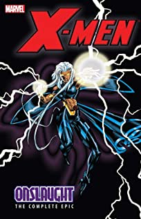 X-Men: The Complete Onslaught Epic - Book Three